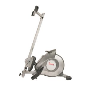 sunny health fitness rowers magnetic rowering machine rower LCD monitor SF RW5515 08 1800x1800
