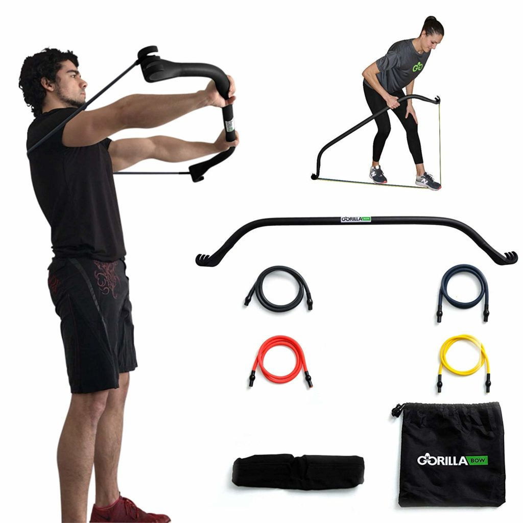 Portable exercise equipment