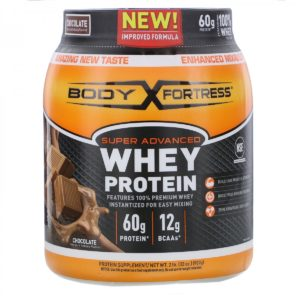 body fortress whey protein isolate