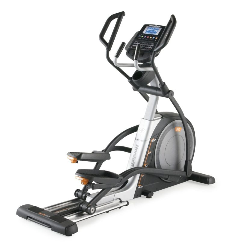 nordictrack elliptical 10.7