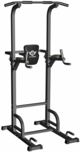 CITYBIRDS Power Tower Dip Station Pull Up Bar