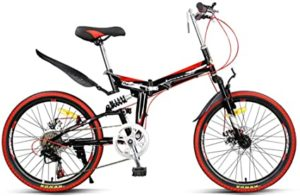 FOLDABLE LIGHTWEIGHT MOUNTAIN BIKE