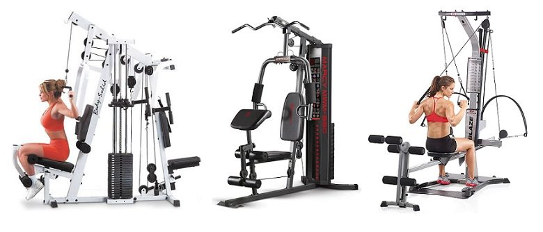 BEST BOWFLEX MACHINES and TOP 9 BOWFLEX HOME GYM REVIEWS + WORKOUTS