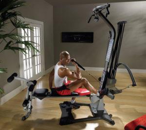 Bowflex Blaze Home Gym Exercise