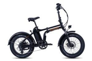 Collapsing MINI ELECTRIC BIKE