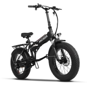 ANCHEER FAT TIRE ELECTRIC BIKE