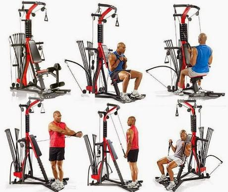 BOWFLEX WORKOUTS