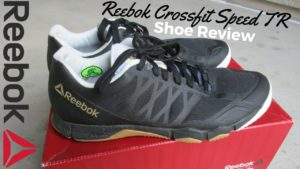 REEBOK CROSSFIT SPEED TR REVIEW