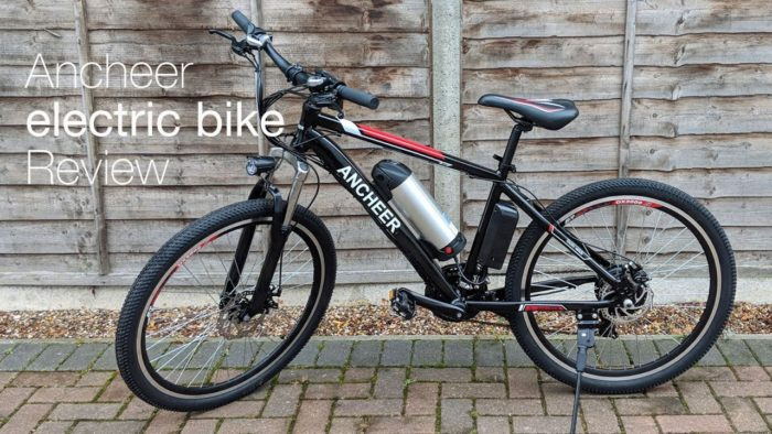 Ancheer Electric Bike Review 2020