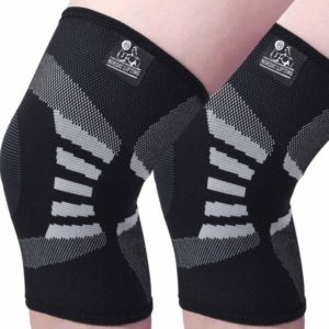 Nordic Lifting Knee Sleeves