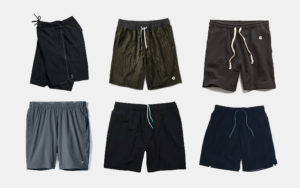 Secure GEAR PERFORMANCE CROSS-TRAINING SHORTS