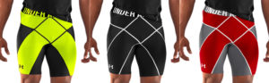 UNDER Armor MEN'S HEATGEAR Armor COMPRESSION SHORTS